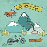 Go for a Ride by Lisa Weber