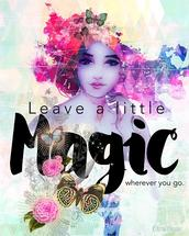 A Little Magic by Therese Tucker