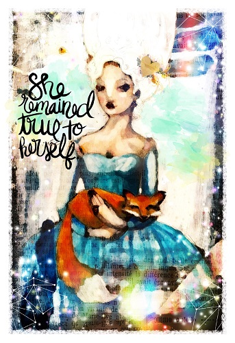 art prints - Stay True by Therese Tucker