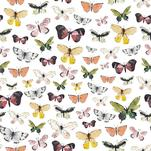 Butterflies pattern II by Marina Eiro