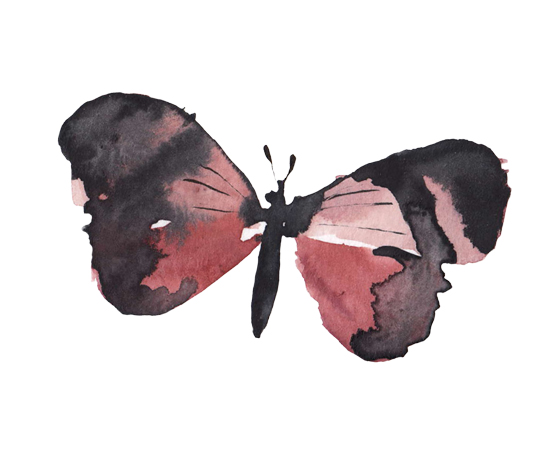 art prints - Pink Butterfly by Marina Eiro