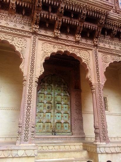 art prints - Jodhpur Doorway by Wendy Risch