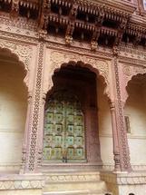 Jodhpur Doorway by Wendy Risch