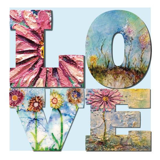 art prints - Love A Lot by YakiArtist