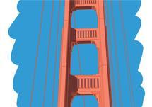 Build bridges not walls by Marina Markova