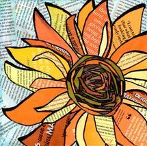 Sunflower by Kim Dettmer