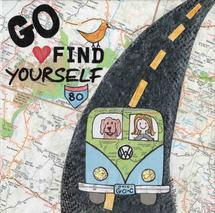 Go Find Yourself! by Kim Dettmer