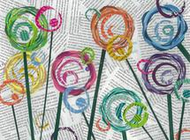 Circle Pops by Kim Dettmer