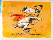 White Dog by Jimmy Holder