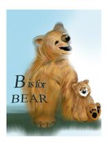 B is for BEAR by Carole Robare