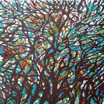 tangled colour by Korenna Corby