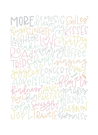 art prints - More by Olivia Goree