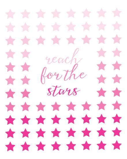 art prints - Twinkle Pink by Texas Girls