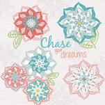 Chase Your Dreams Flora... by Jolene Heckman