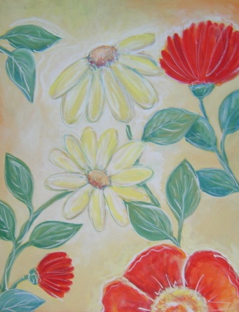 art prints - Oh Sunny Days by Janet Chalfin