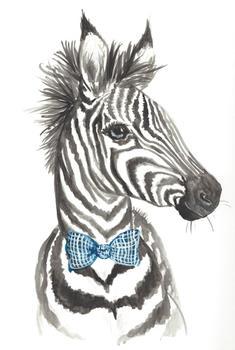 Dapper Zebra