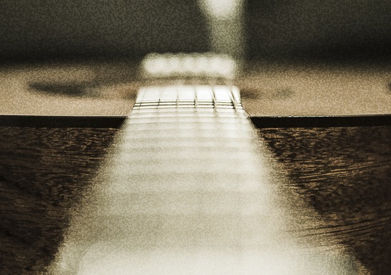 art prints - On the road of music by Annie Poissant