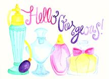 Hello Gorgeous by Emily Welch