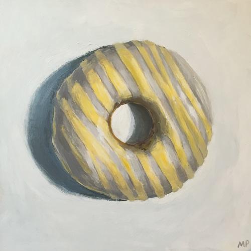 art prints - Lemon Donut by Megan Perry