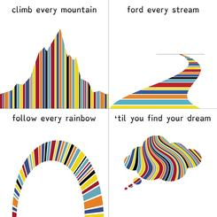 Find Your Dream (set of 4)
