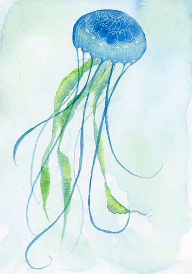 art prints - Totes Jelly by JoJo Dupre