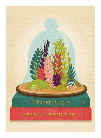 art prints - Terrarium by Amanda Staniszewski