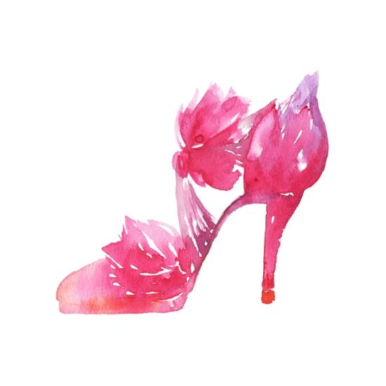 art prints - Shoe Chic by Stephanie Fehrenbach