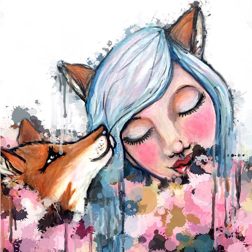 art prints - Empathy by Therese Tucker