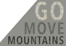 Go Move Mountains by Hailey Erickson
