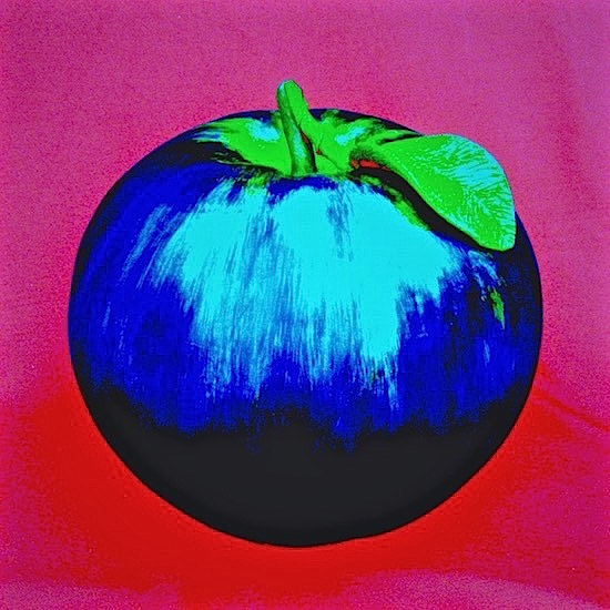 art prints - an apple every other day by Missy Kaolin