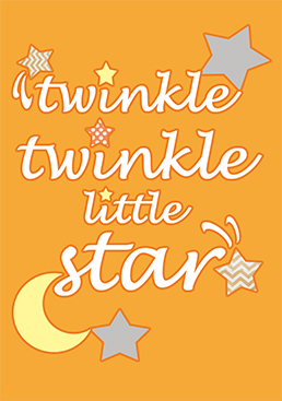 art prints - Twinkling Star by Ramona Bell