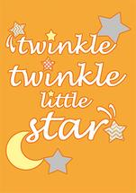 Twinkling Star by Ramona Bell