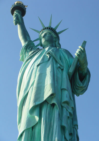 art prints - Lady Liberty 5 by Pam Ansted Uller