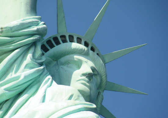 art prints - Lady Liberty 6 by Pam Ansted Uller