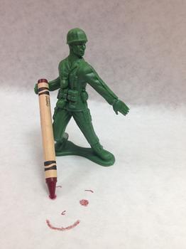 Happy Soldier
