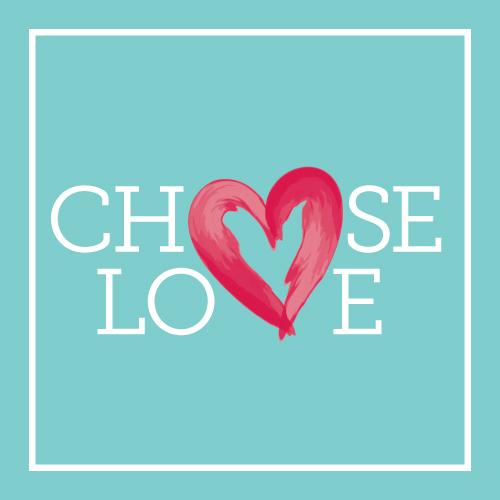 art prints - Choose Love by Chelsea Simmons