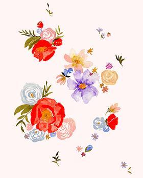 Falling Florals