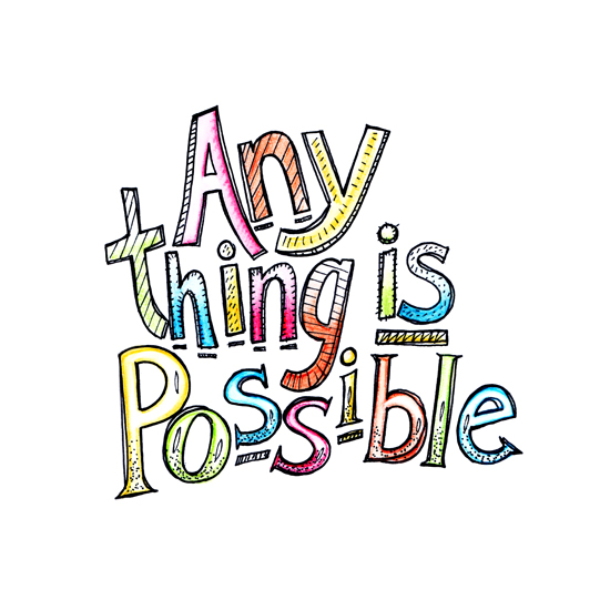 art prints - Anything is Possible by Loree Mayer