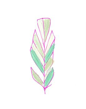 Lucky Feather 3