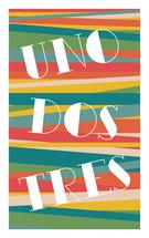 Uno dos tres by Thoroughly Curly Designs