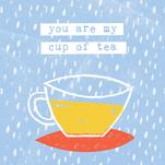 you are my cup of tea by Silvia Rossana Garavaglia