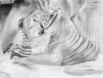 """TIger: Part of the """"Oh My!"""" Series"""