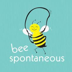 bee spontaneous