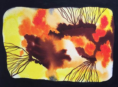 art prints - Window Into Creation by Kelly K. Mackura