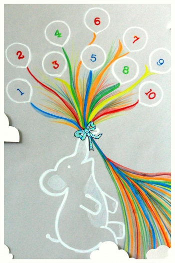 art prints - Spectrum of fun by Minu Thickitt