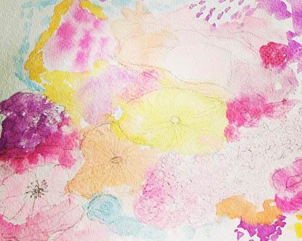 art prints - Floral Dreams by Kelly K. Mackura