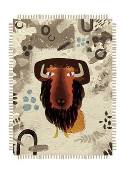 Spirit Animal Buffalo