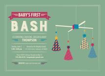 Baby's First Bash by Laura Klavon