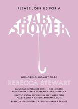 Umbrella Baby shower by Nicholas Leija