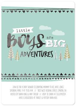 Little Boys are Big Adventures